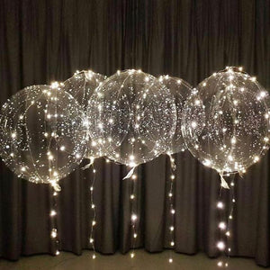 Reusable LED Balloons
