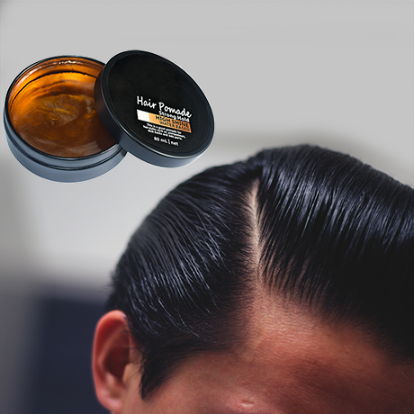 Mens Mighty Hold Styling Pomade