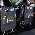Back Seat Car Organizer - Clearing the Mess in Your Car