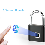 Smart Lock-Fingerprint Padlock
