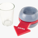 Spin-the-Shot-Glass Set