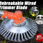 Unbreakable Wired Trimmer Blade