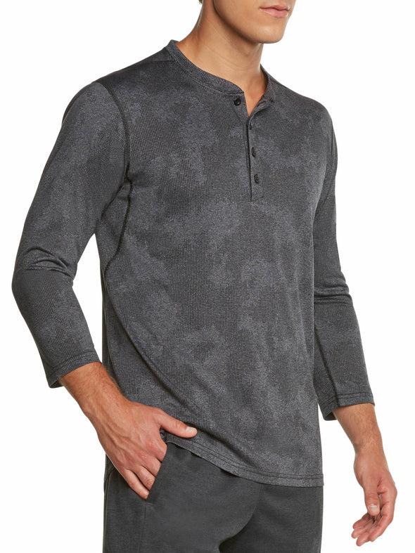 Mens Thermal Workout Shirt