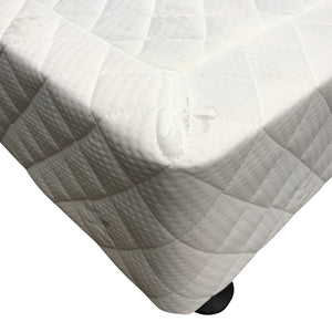 Mattress Base Queen Size White