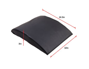 Abdominal Pad Sit Up Core Strength Trainer Mat