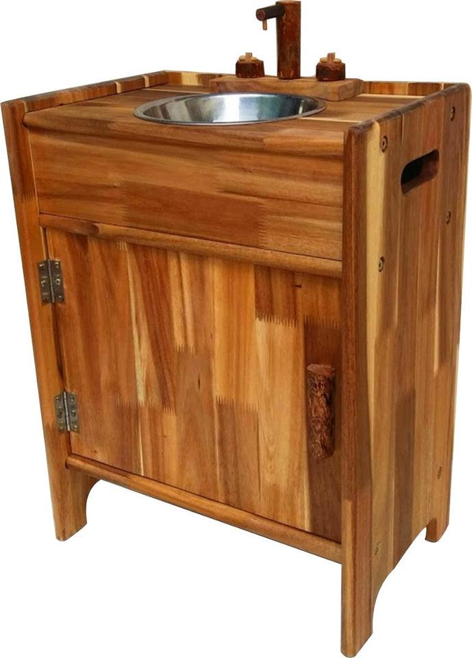 Natural Wooden Sink
