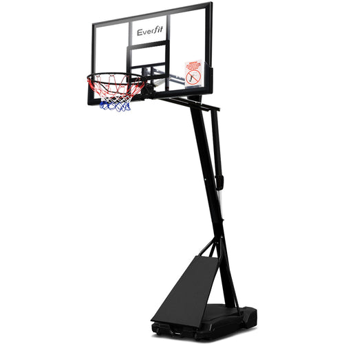 Slam dunk, alley opp or just shooting a few hoops, the Everfit 48