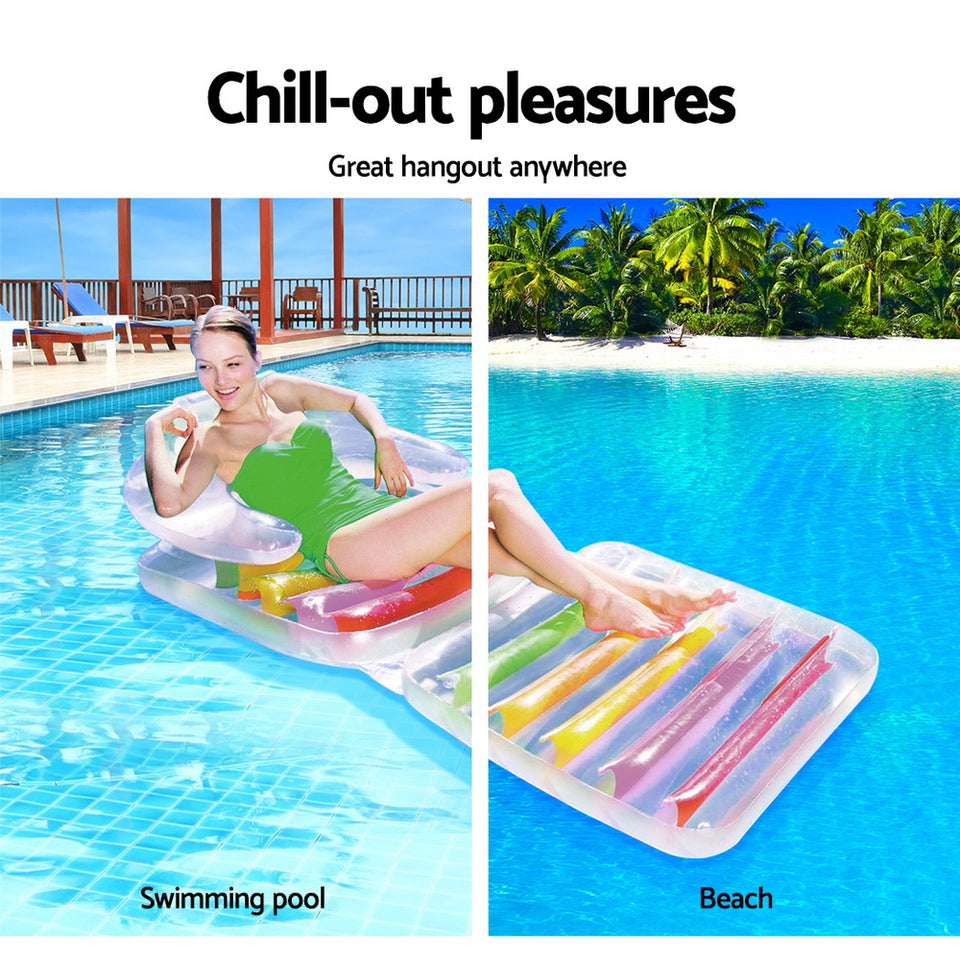 Bestway Floating Inflatable Float Floats Floaty Pool Bed Seat Toy Play Lounger