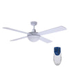 "Buy Devanti White 52"" Big Ceiling Fan"