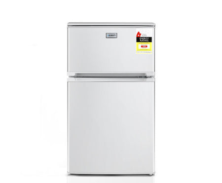 Devanti 84L Bar Fridge - White