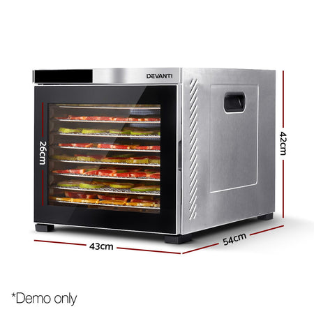 Devanti Commercial Food Dehydrator