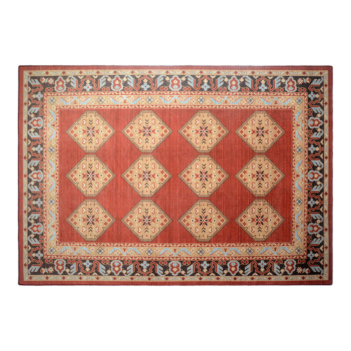 Artiss Floor Rugs Carpet 160 x 230 Living Room Mat Rugs Bedroom Large Soft Red