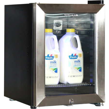 Mini Bar Fridge Made For Milk Storage With Coffee Machines 23Litre Schmick MODEL: HUS-SC23C