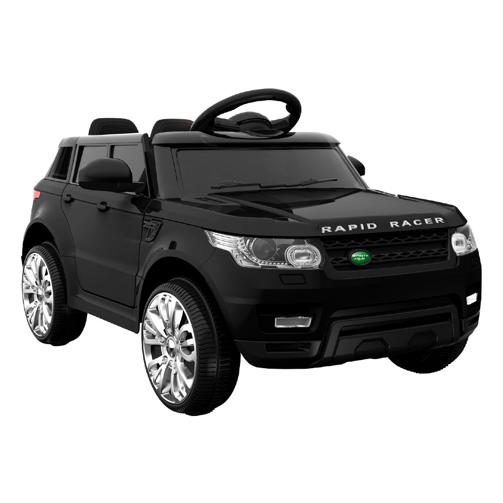Rigo Kids Ride On Car Electric 12V Black