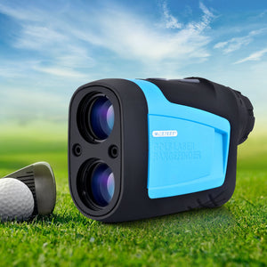Golf Laser Range Finder 600M Hunting Rangefinder Distance Height Speed Measure