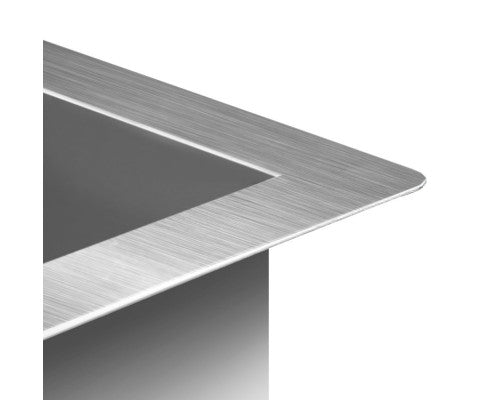 Cefito 870 x 440mm Stainless Steel Sink