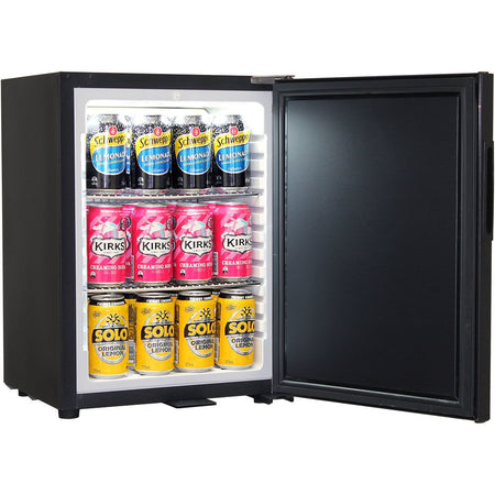 Schmick Mini Bar Accommodation Fridge Quiet Running With Shallow Depth Model SK40-SD