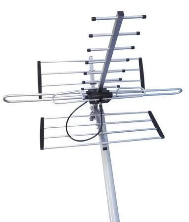 Digital TV Outdoor Antenna Aerial UHF VHF FM AUSTRALIAN Signal Amplifier Booster