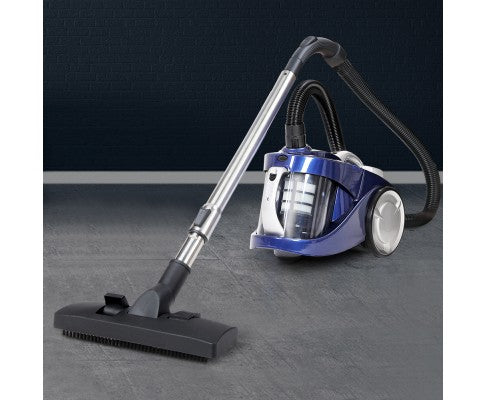 Devanti 2800W Bagless Vacuum - Blue