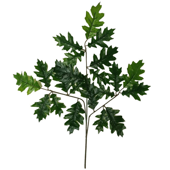 Artificial Oak Leaves Faux Plant Leaves 63cm