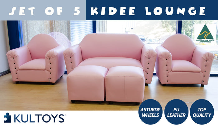 Set Of Five Kids Lounge