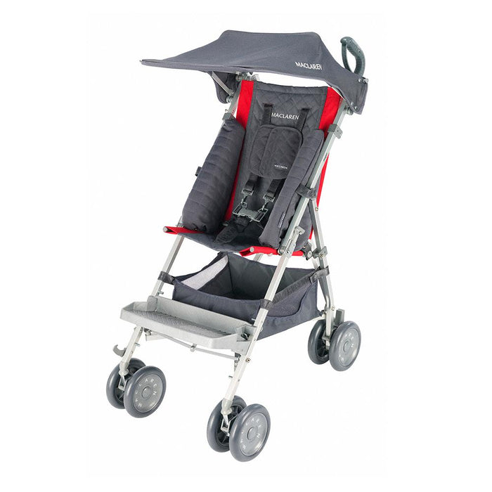 Complete Major Elite Buggy Pk - Cardinal Charcoal