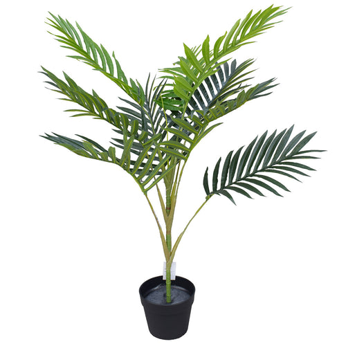 Artificial Potted Mountain Palm 100cm