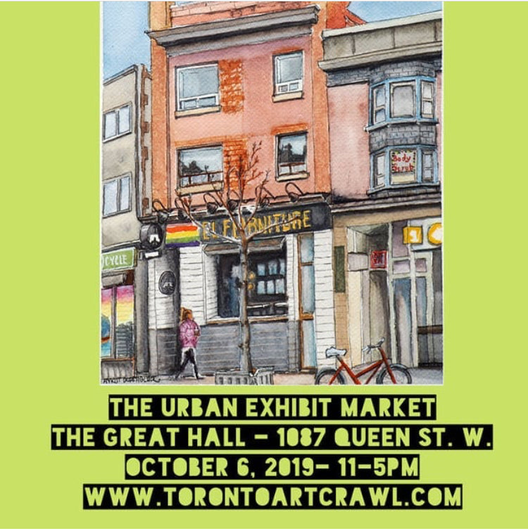 Atlas Arts joining The Urban Exhibit Market on October 6, 2019
