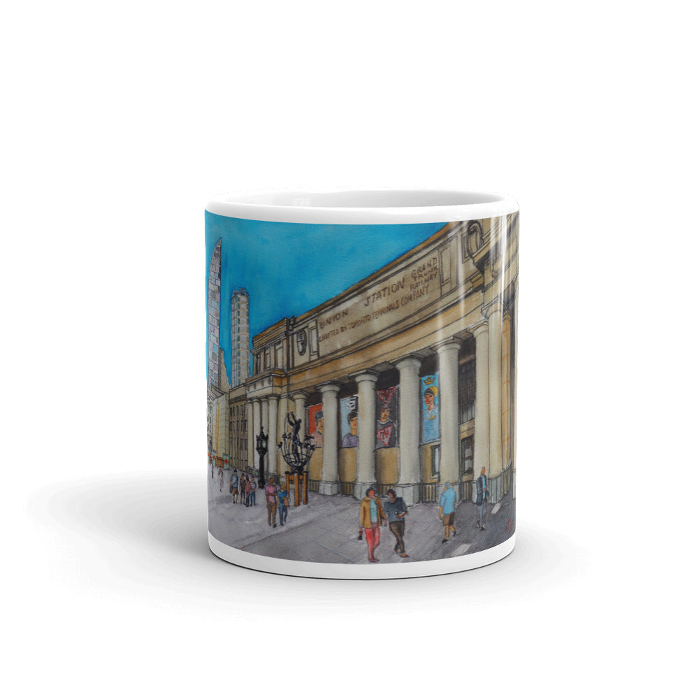 Union Station, Toronto Coffee Mug