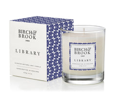 Birch & Brook Library Candle