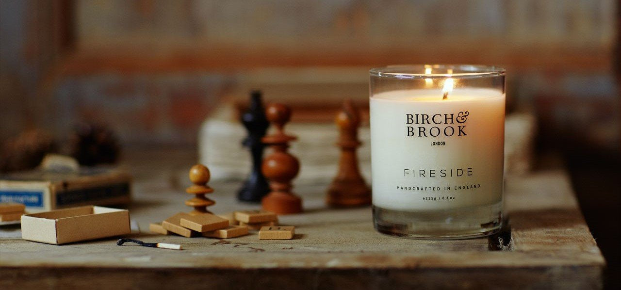 Birch & Brook Scented Candles