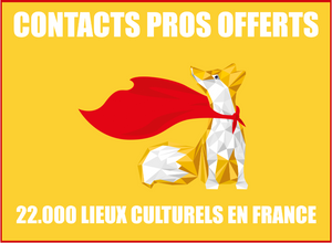 LE PACK DU SUPER BOOKER ( 6 FORMATIONS + 22.000 CONTACTS PROS OFFERTS )