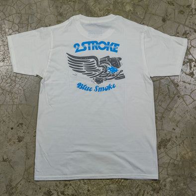 T-Shirt Blue Smoke