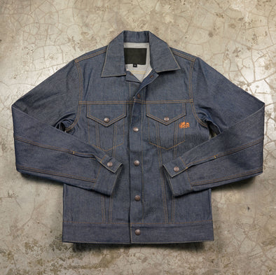 Indigo Farm Denim Jacket