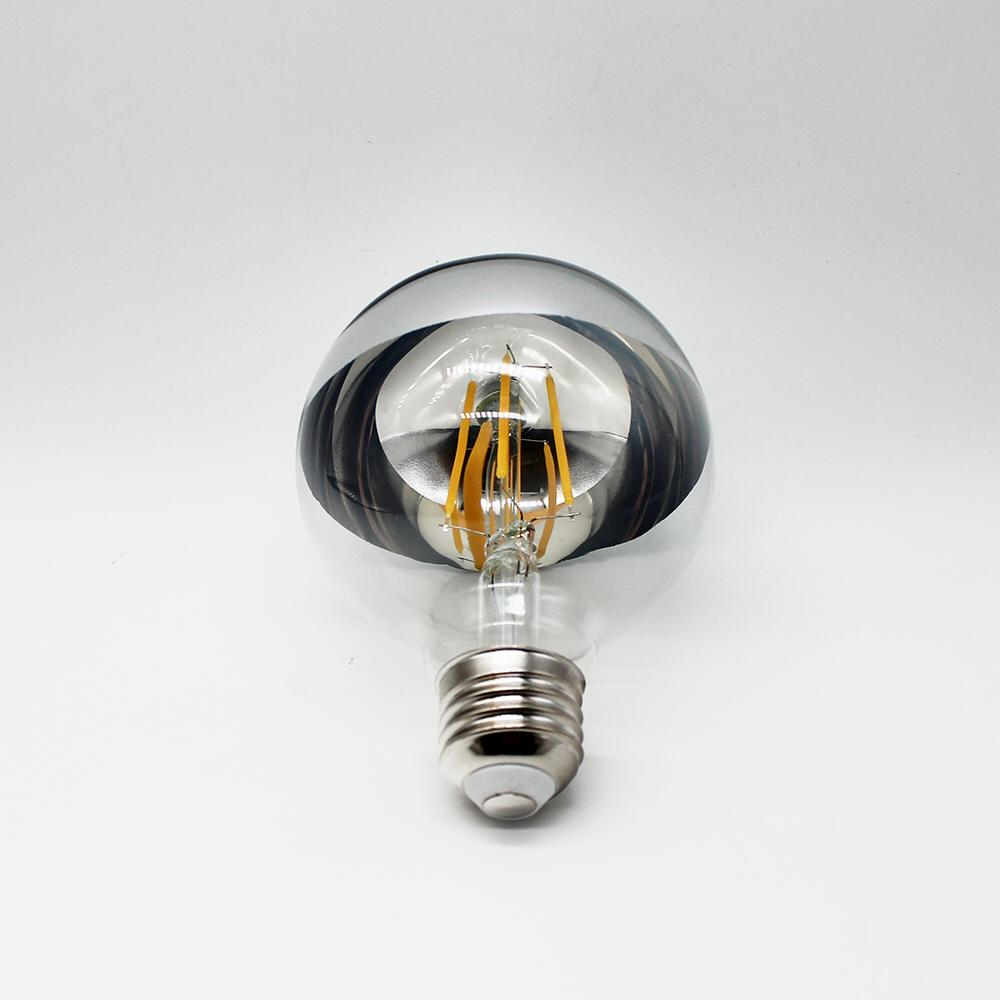 Silver Dipped Large Bulb