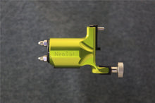Load image into Gallery viewer, Neotat Vivace Original Linear Rotary Tattoo Machine Neo-Tat Lime