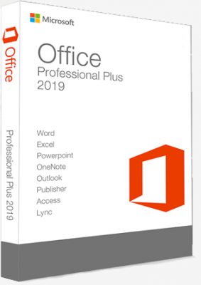 Microsoft Office 2019 Professional Plus 2019 Full Version - License Key Lifetime