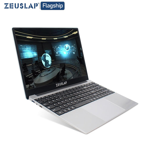 15.6 inch CPU Intel i5 8G RAM 64GB to 1000GB SSD 1920X1080P Ultrabook Win10 Notebook Computer laptop