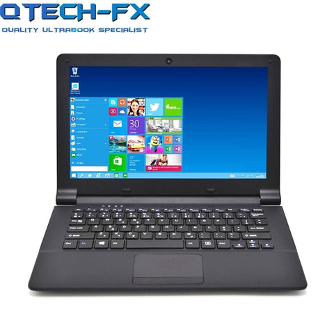 "12"" windows 10 laptop Fast 128GB SSD 4GB RAM intel Quad Core Business School Computer Pink Black AZERTY Spanish Russian Keyboard"