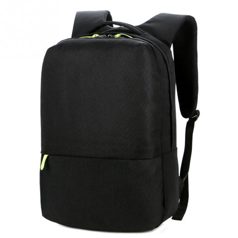 Discount 16Inch Unisex Backpack USB High Capacity Zipper Closure Waterproof Shockproof Laptop Backpack Notebook Bag Multi Pocket