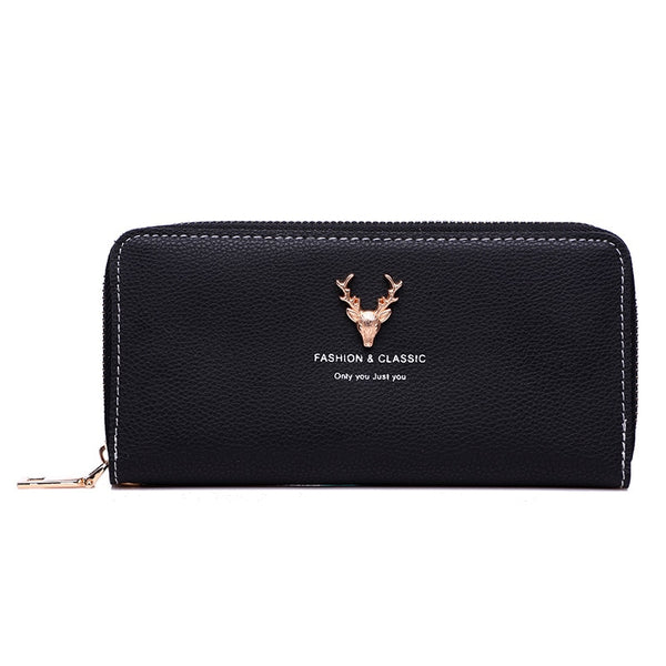 Luxury Purse Small Wallet Card Holder Bolso Mujer Slim Wallet Women Purse Wallets Wallet Cases Coin PursesPurses & Wallets