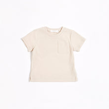 Load image into Gallery viewer, Beige Modal Rib T-shirt