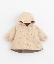 Load image into Gallery viewer, Leaf Heart Twill Parka