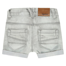 Load image into Gallery viewer, Boys Grey Jean Short