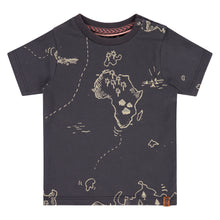Load image into Gallery viewer, Pirate Map Tee