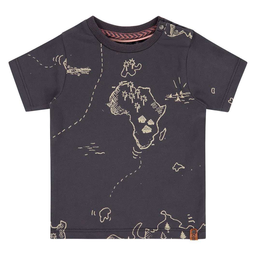 Pirate Map Tee