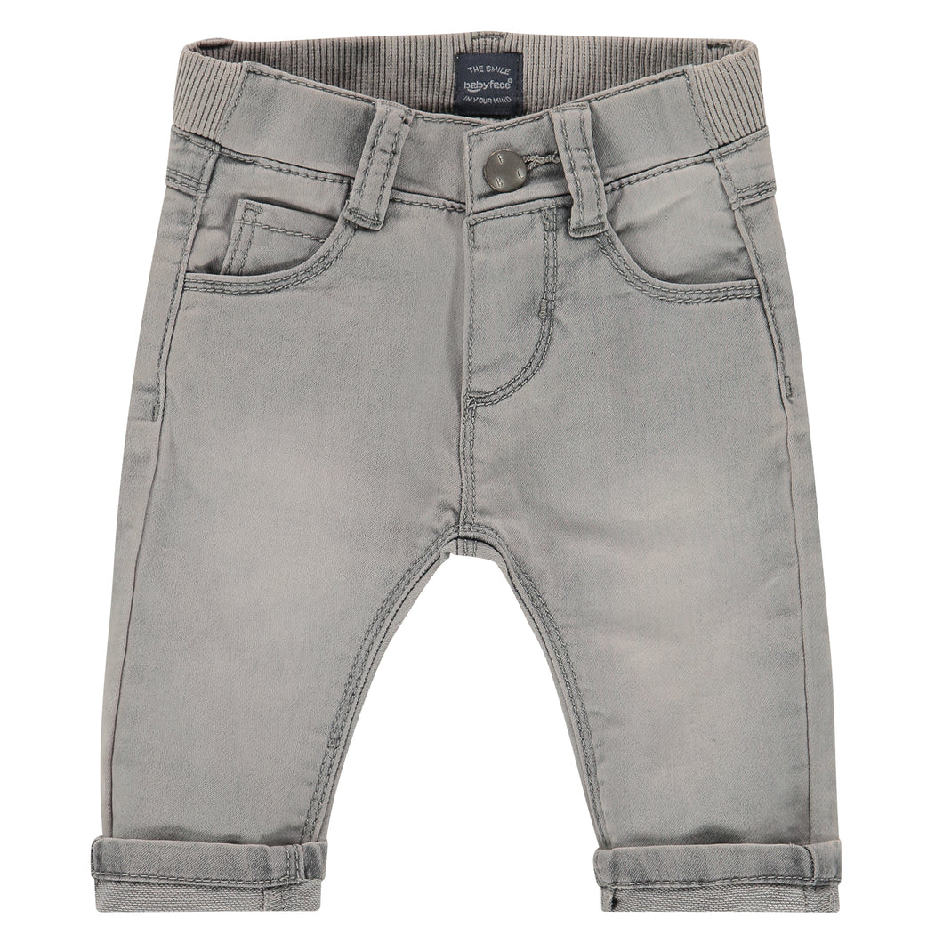 Baby Grey Stretch Jean