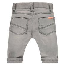 Load image into Gallery viewer, Baby Grey Stretch Jean