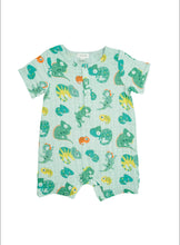 Load image into Gallery viewer, Henley Shortie Romper