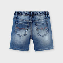 Load image into Gallery viewer, Soft Denim Bermudas